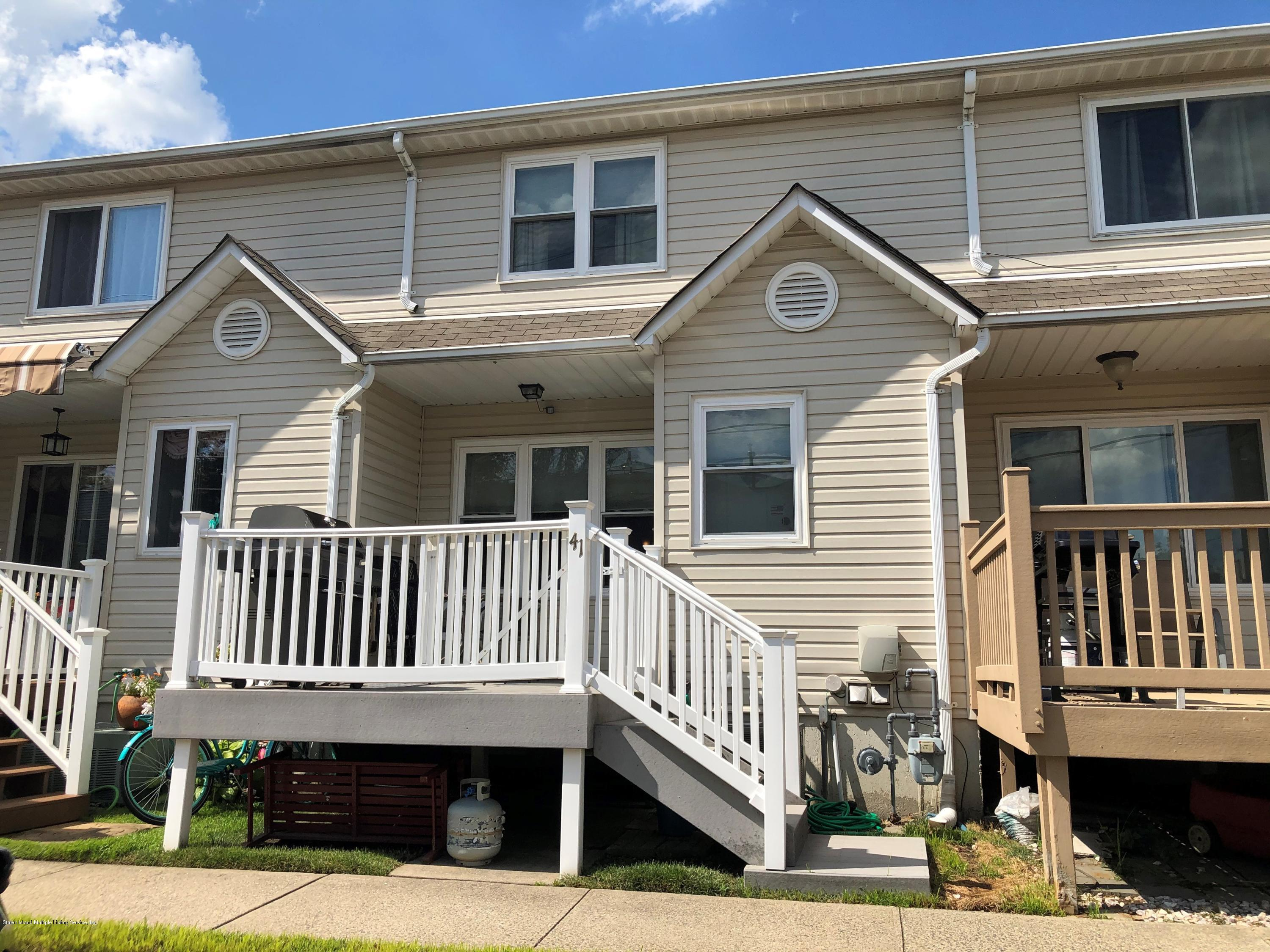 Single Family - Attached in Tottenville - 41 Sandy Lane  Staten Island, NY 10307