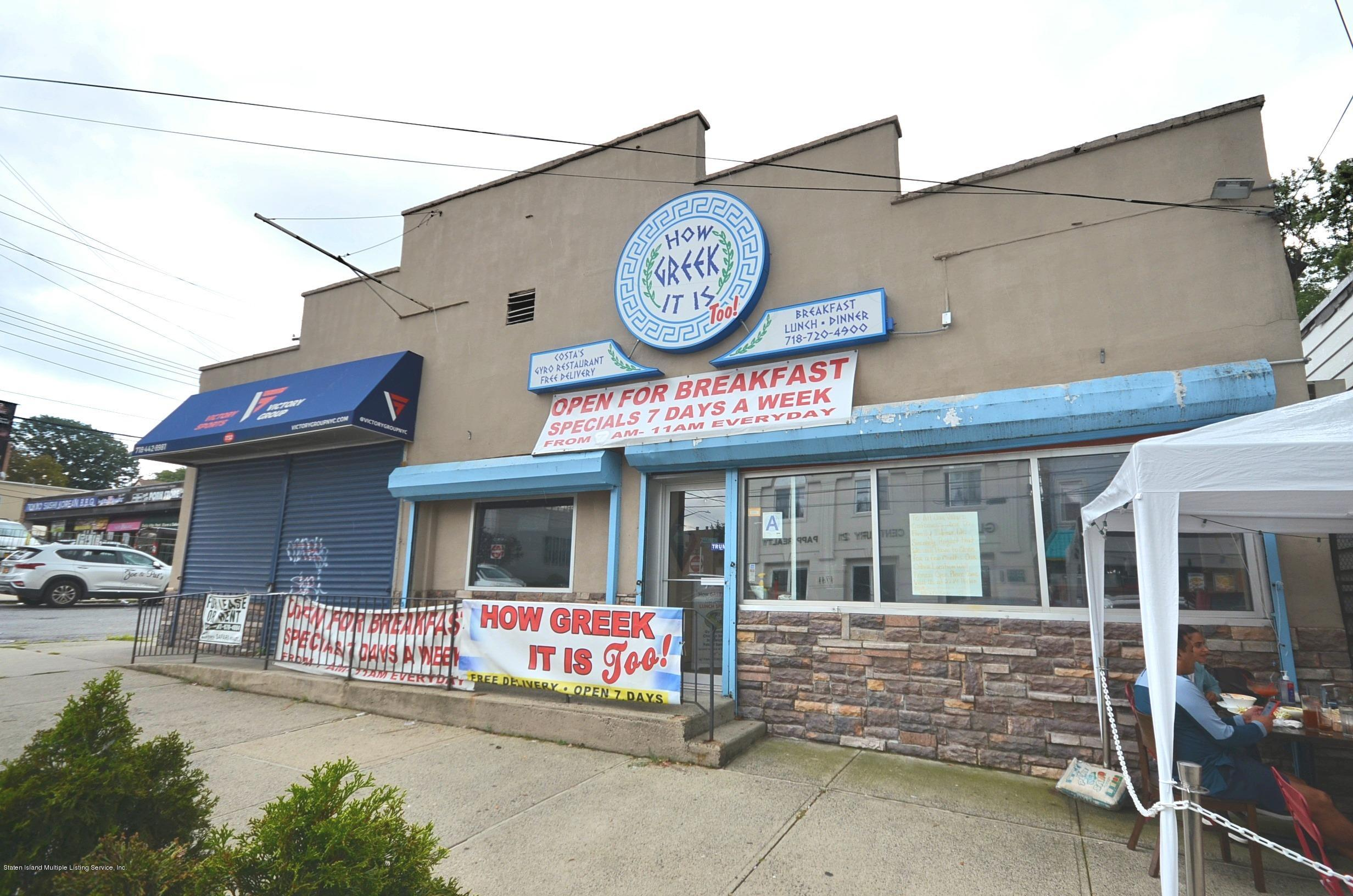 Food and Beverage in Castletn Corner - 1734 Victory Boulevard  Staten Island, NY 10314