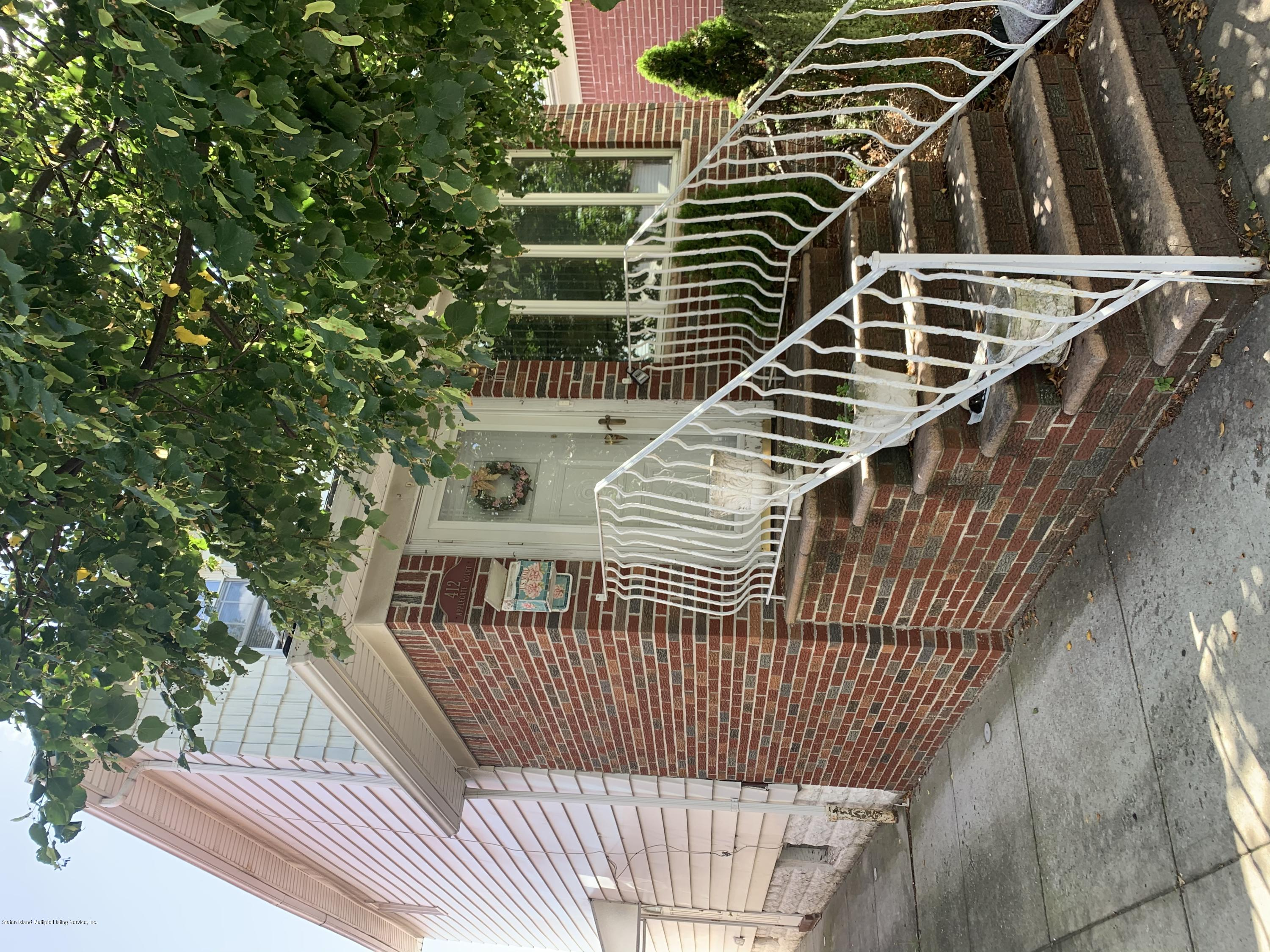 Single Family - Detached in Gravesend - 412 Applegate Court   Brooklyn, NY 11223