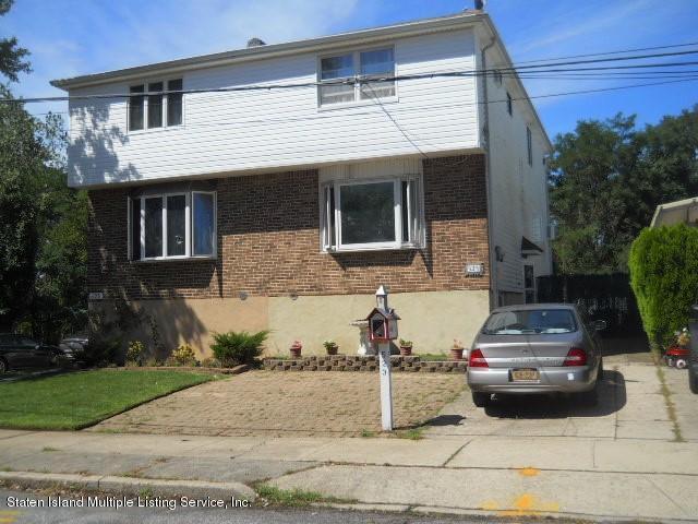 Single Family - Semi-Attached in Dongan Hills- Below Hylan - 523 Mason Avenue  Staten Island, NY 10305