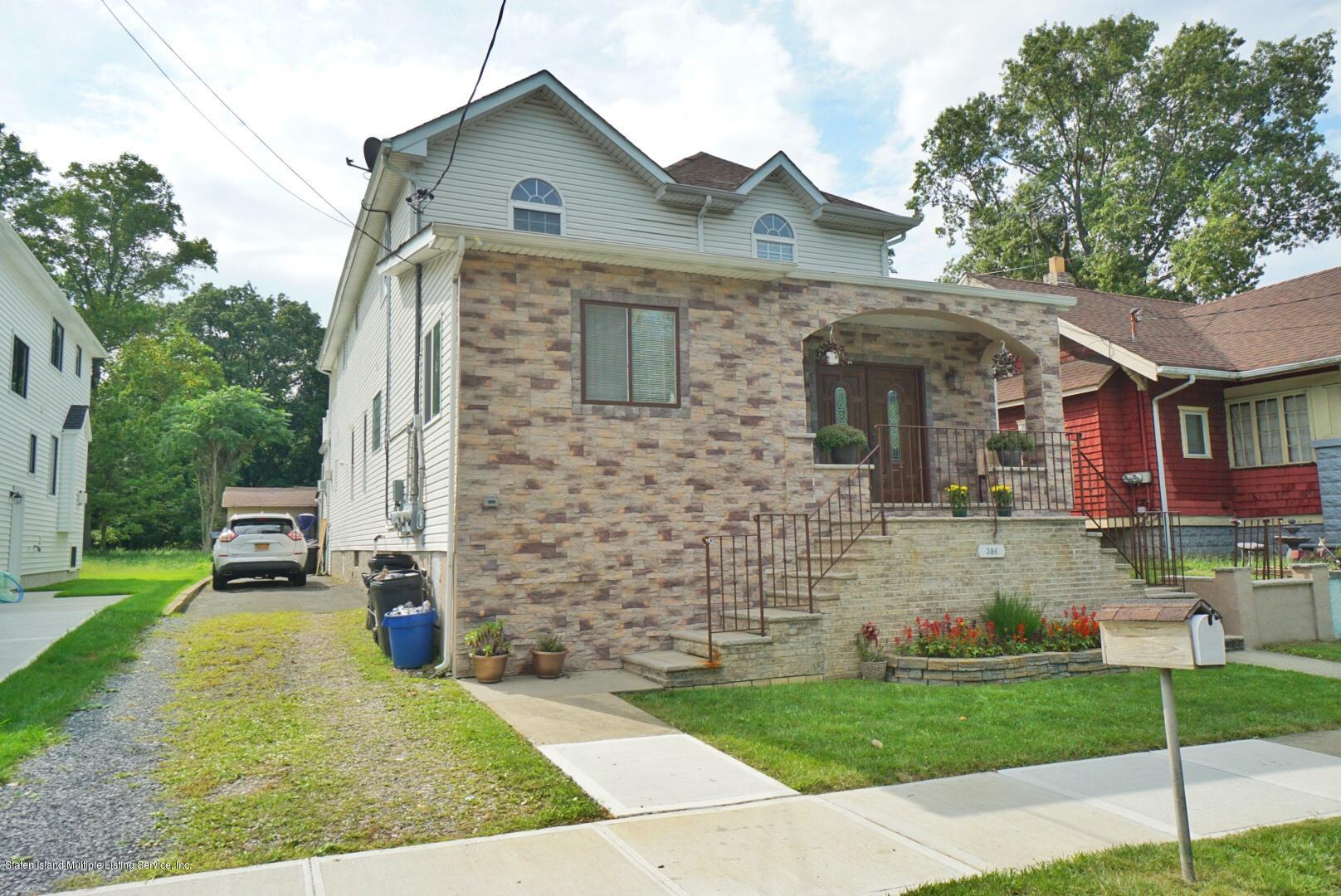 Two Family - Detached 386 Page Ave   Staten Island, NY 10307, MLS-1140359-2