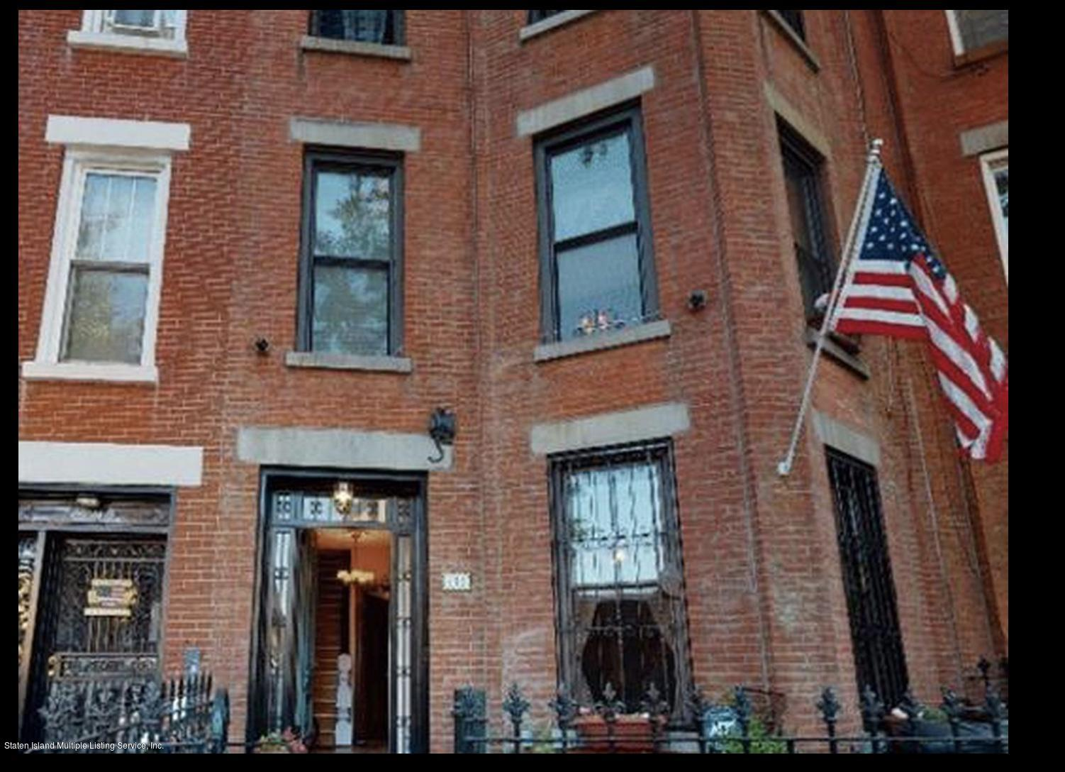 Two Family - Attached 213 27th Street  Brooklyn, NY 11232, MLS-1140507-2