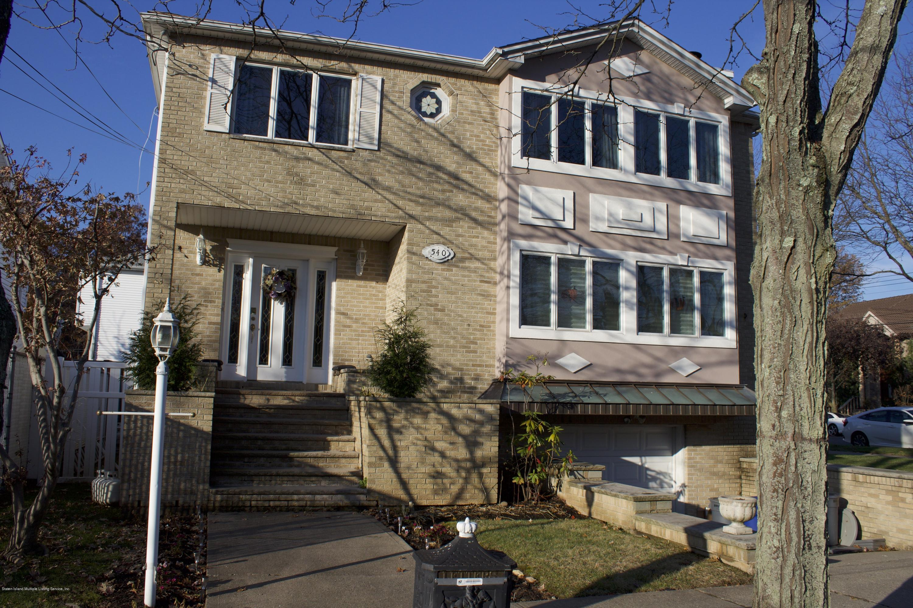 Two Family - Detached 540 Main Street   Staten Island, NY 10307, MLS-1140451-2