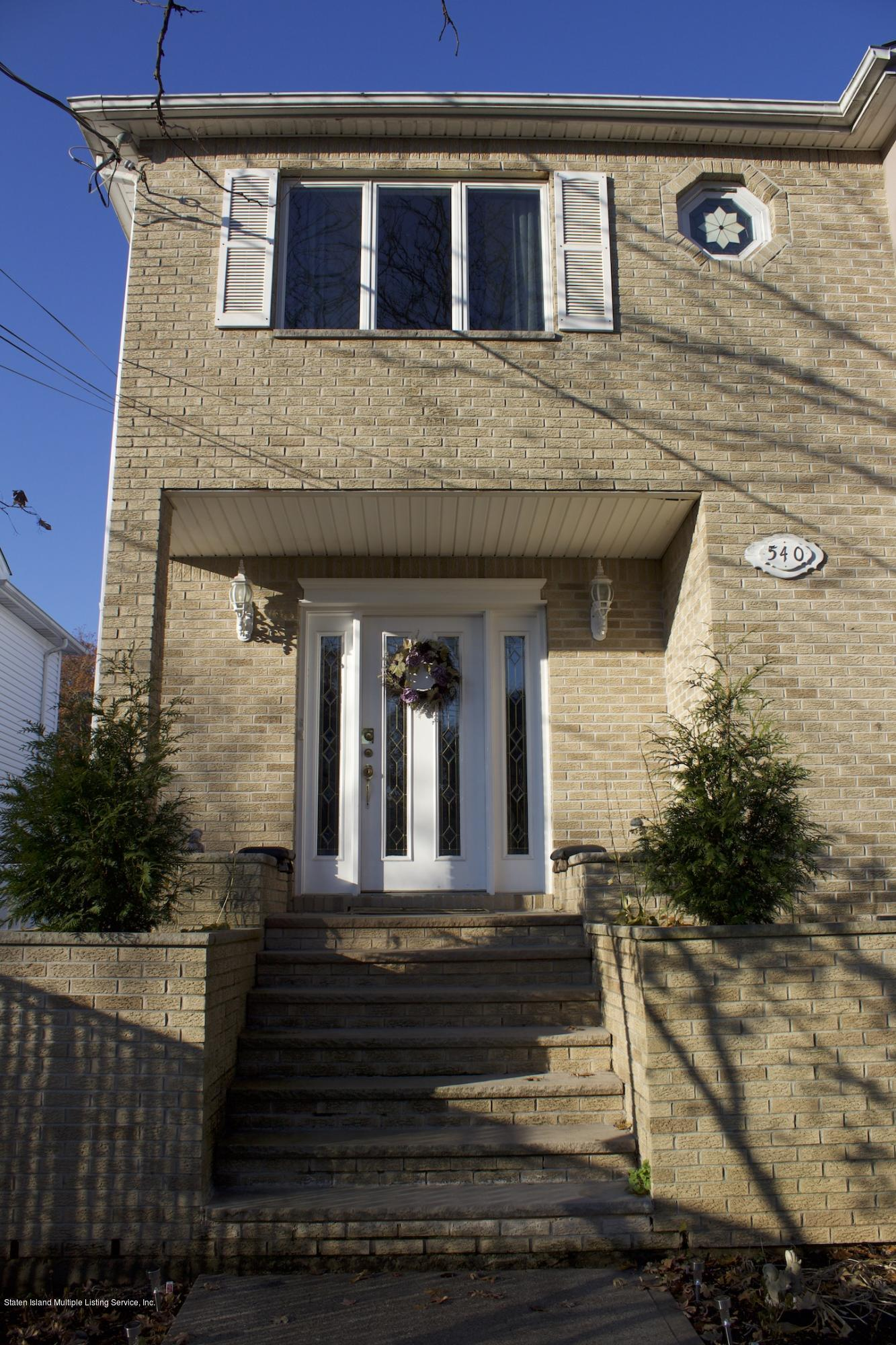 Two Family - Detached 540 Main Street   Staten Island, NY 10307, MLS-1140451-3