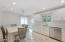 Updated Kitchen W/ New Quartzite Counters, Tile Backsplash, & SS Appliances