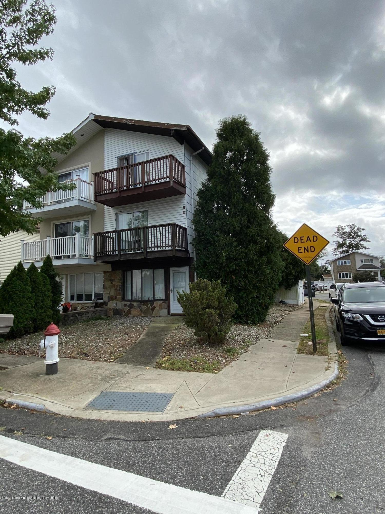 Single Family - Semi-Attached in S.E. Annadale - 60 Blueberry Lane  Staten Island, NY 10312