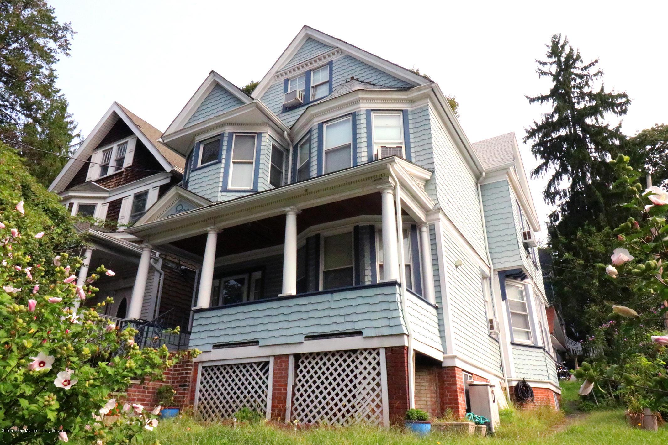 Two Family - Detached in Stapleton - 175 Cebra Avenue  Staten Island, NY 10304