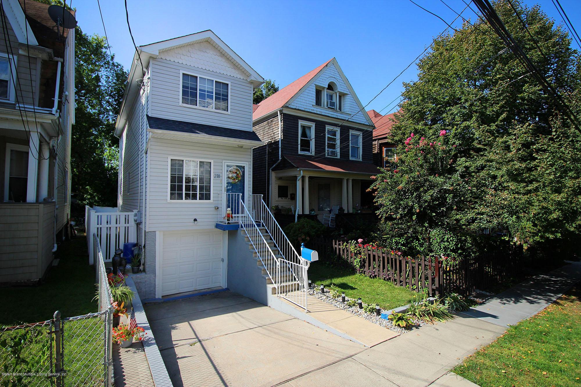 Single Family - Detached in St. George - 218 Hamilton Avenue  Staten Island, NY 10301