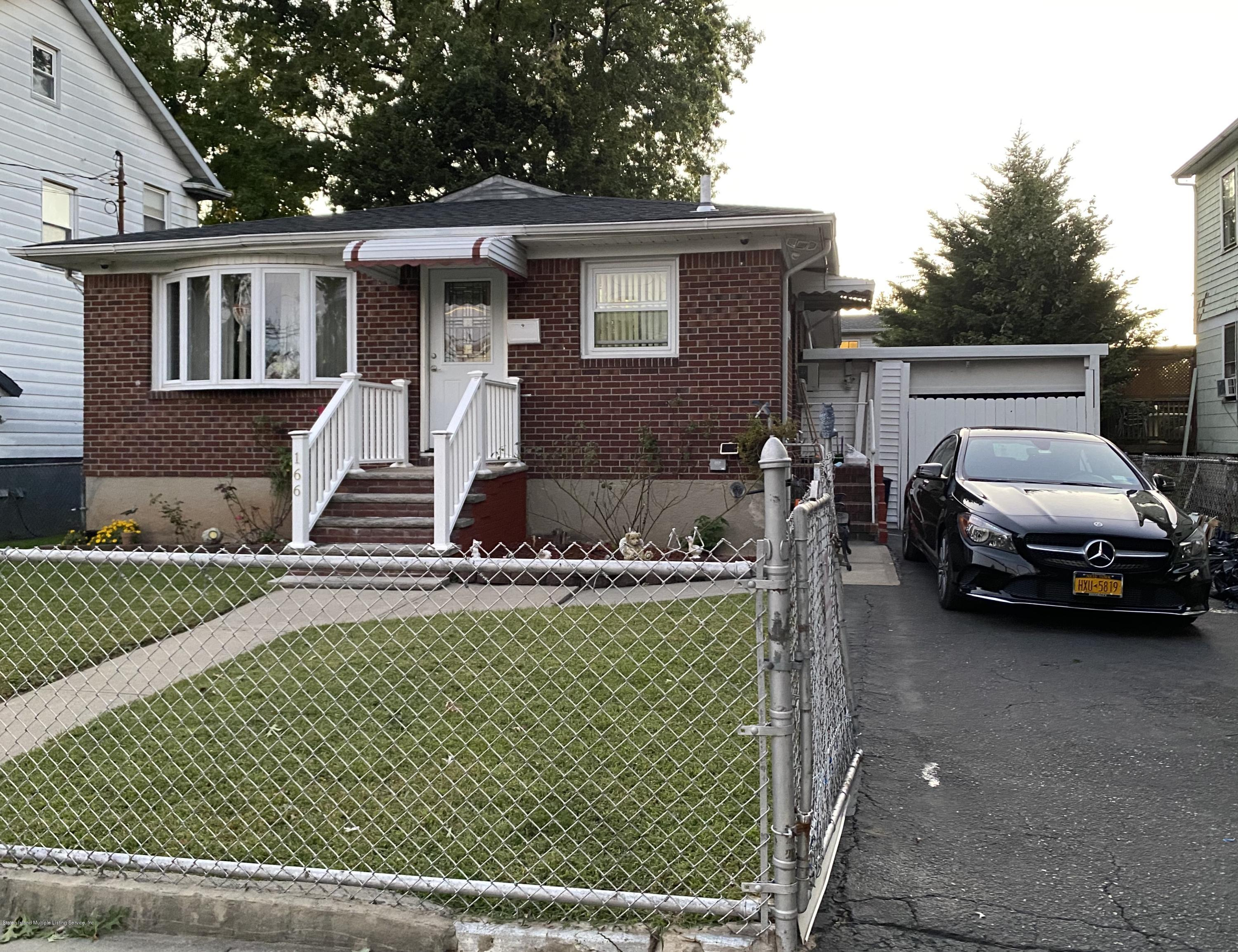 Single Family - Detached in Mariners Harbor - 166 Maple Parkway  Staten Island, NY 10303
