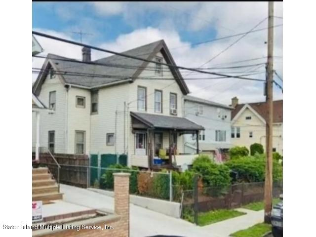 Two Family - Detached in Mariners Harbor - 102 Mersereau Avenue  Staten Island, NY 10303