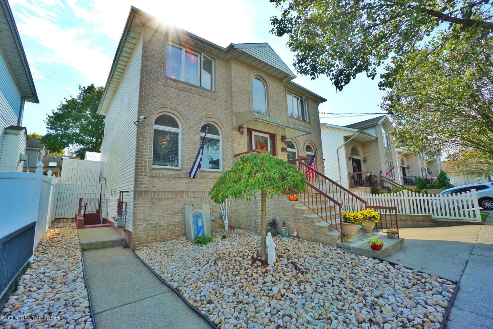 Two Family - Detached 46 Morris Street  Staten Island, NY 10309, MLS-1141266-2