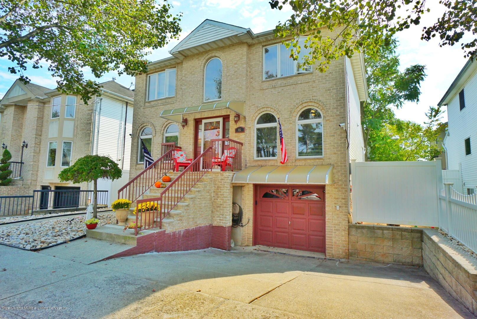Two Family - Detached 46 Morris Street  Staten Island, NY 10309, MLS-1141266-3