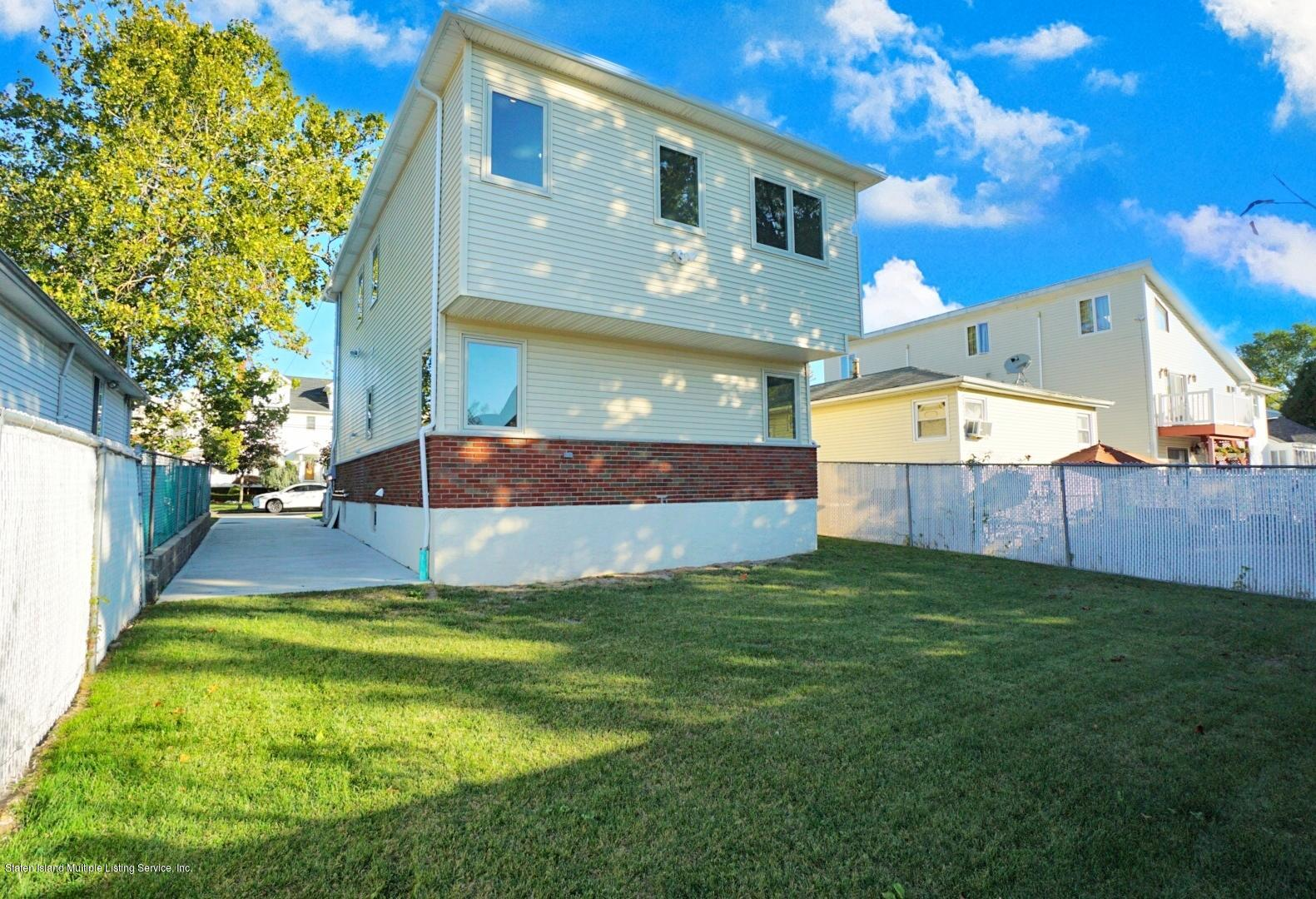 Two Family - Detached 604 Ramona Avenue  Staten Island, NY 10309, MLS-1141435-31