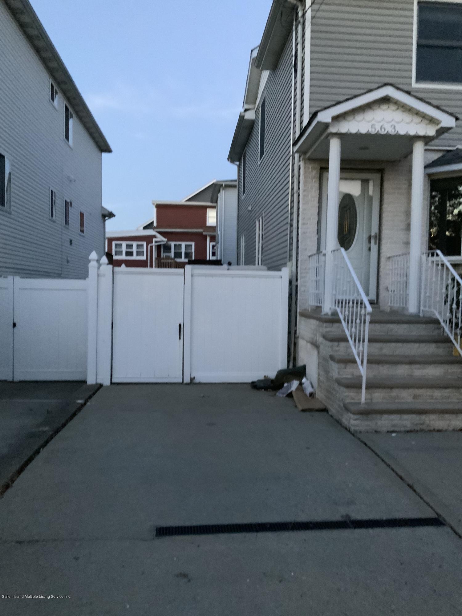 Single Family - Semi-Attached 563 Greeley Avenue  Staten Island, NY 10306, MLS-1141446-2