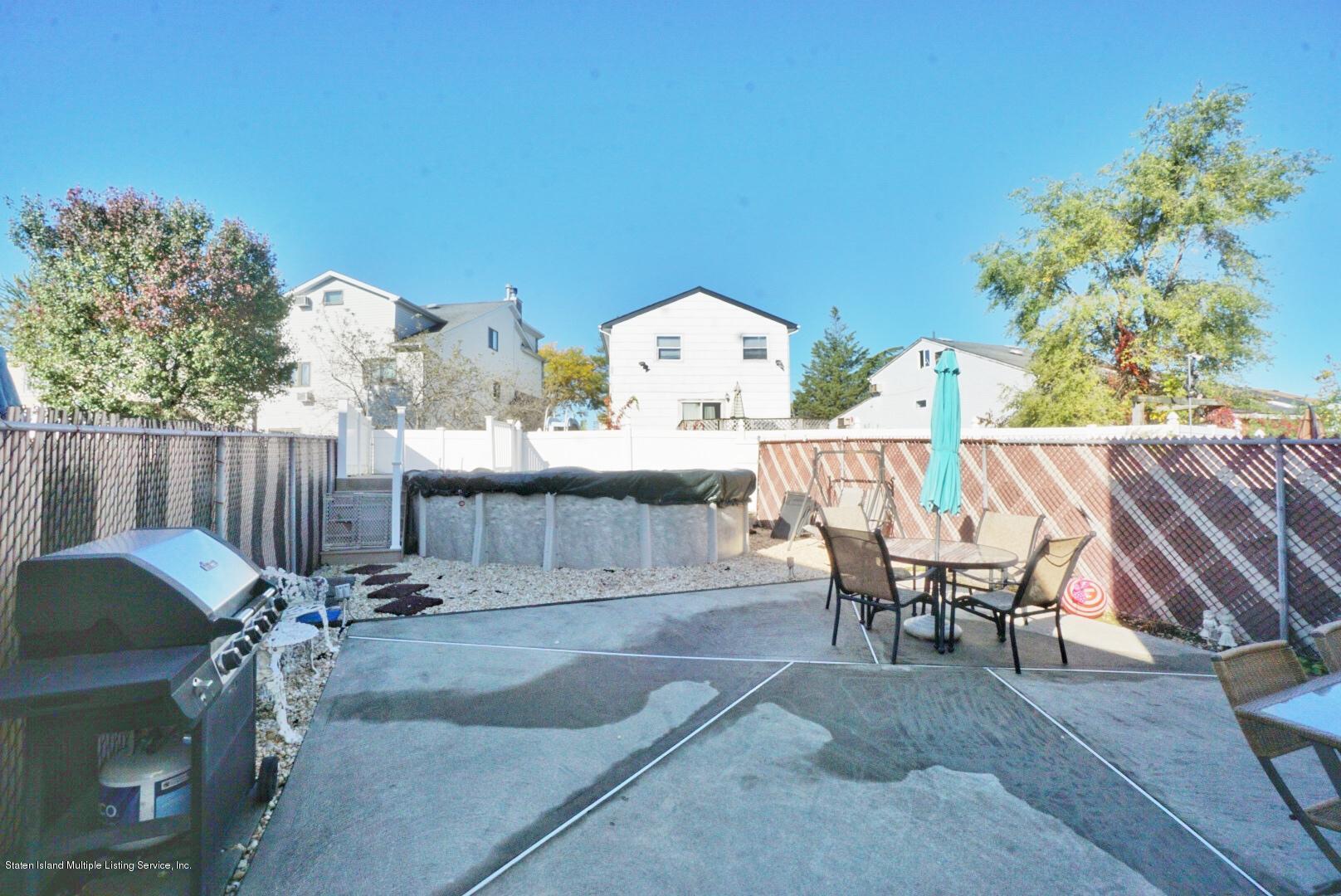 Single Family - Semi-Attached 604 Drumgoole Road  Staten Island, NY 10312, MLS-1141487-46