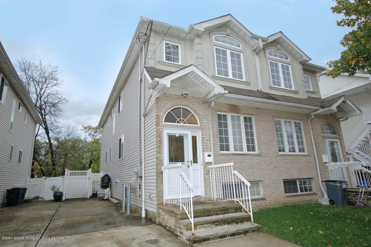 Single Family - Semi-Attached 1324 Rockland Avenue  Staten Island, NY 10314, MLS-1141767-2