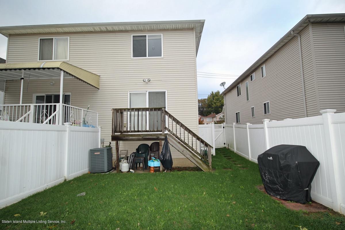 Single Family - Semi-Attached 1324 Rockland Avenue  Staten Island, NY 10314, MLS-1141767-24