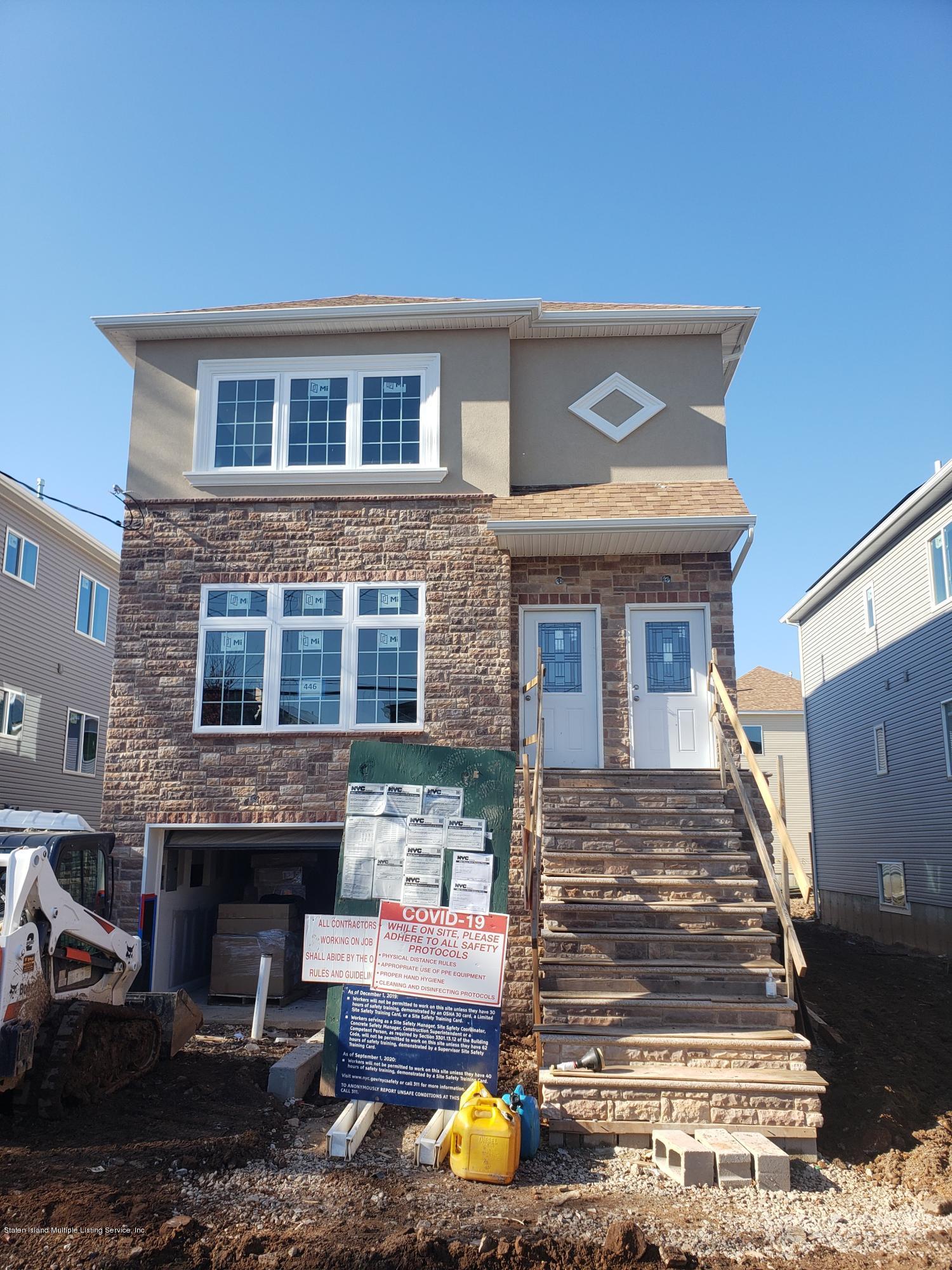 Two Family - Detached 446 Eltingville Boulevard  Staten Island, NY 10312, MLS-1141512-2