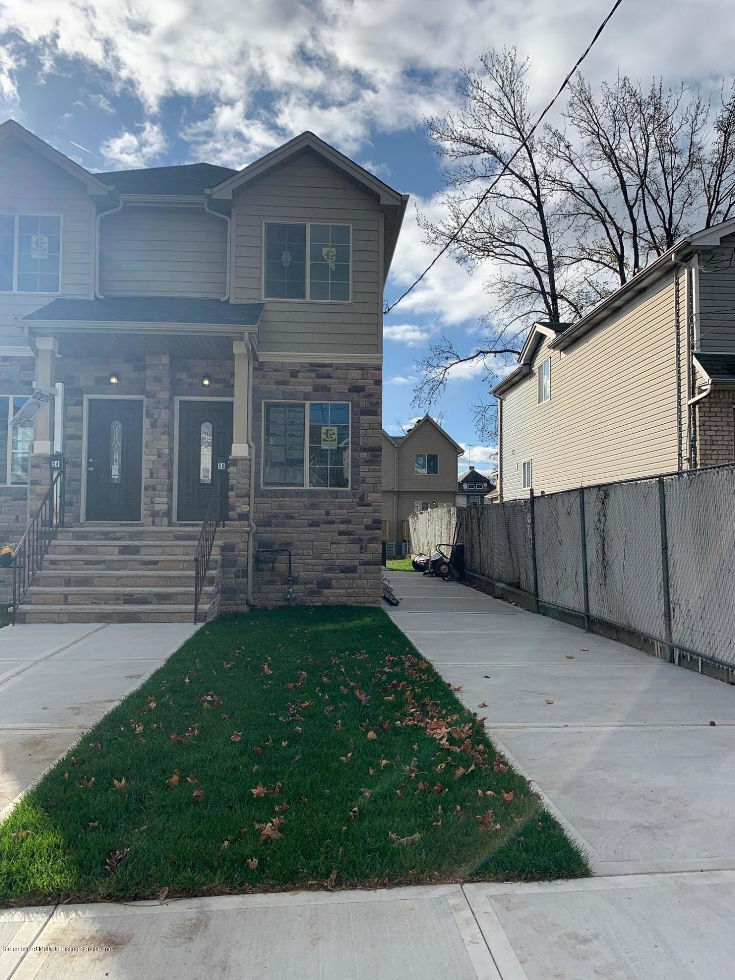 Single Family - Semi-Attached in Mariners Harbor - 56 Confederation Place  Staten Island, NY 10303