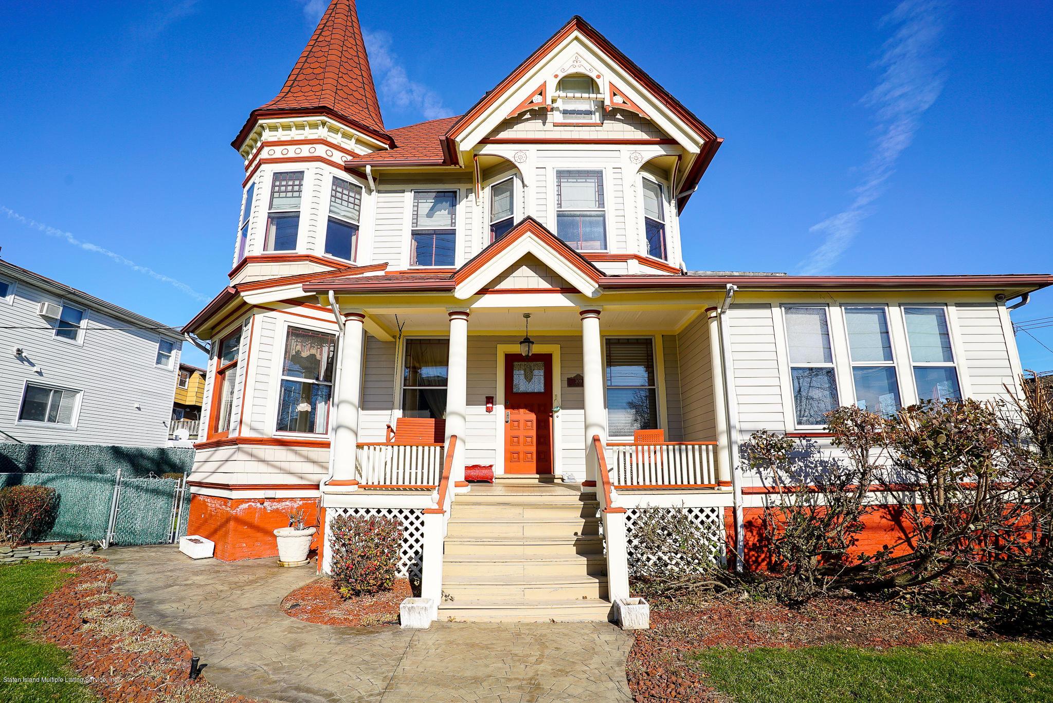 Single Family - Detached 309 Guyon Avenue  Staten Island, NY 10306, MLS-1142302-2