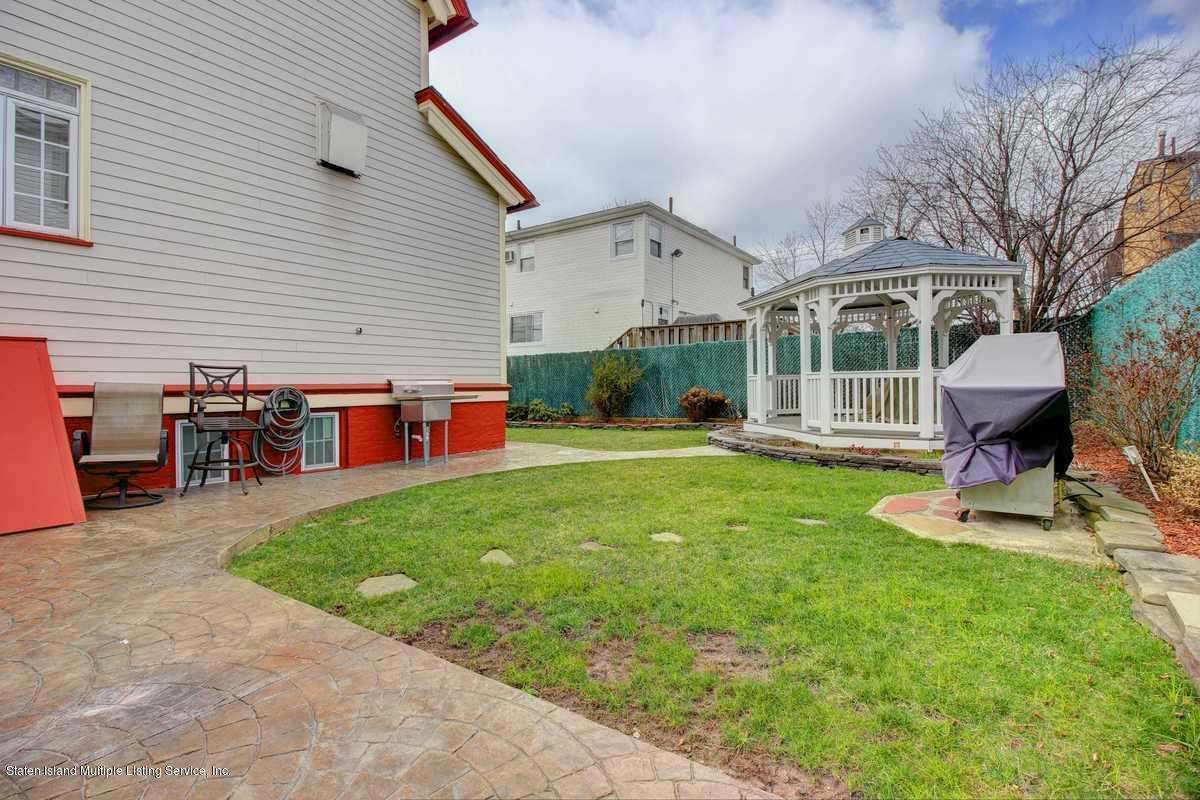 Single Family - Detached 309 Guyon Avenue  Staten Island, NY 10306, MLS-1142302-40