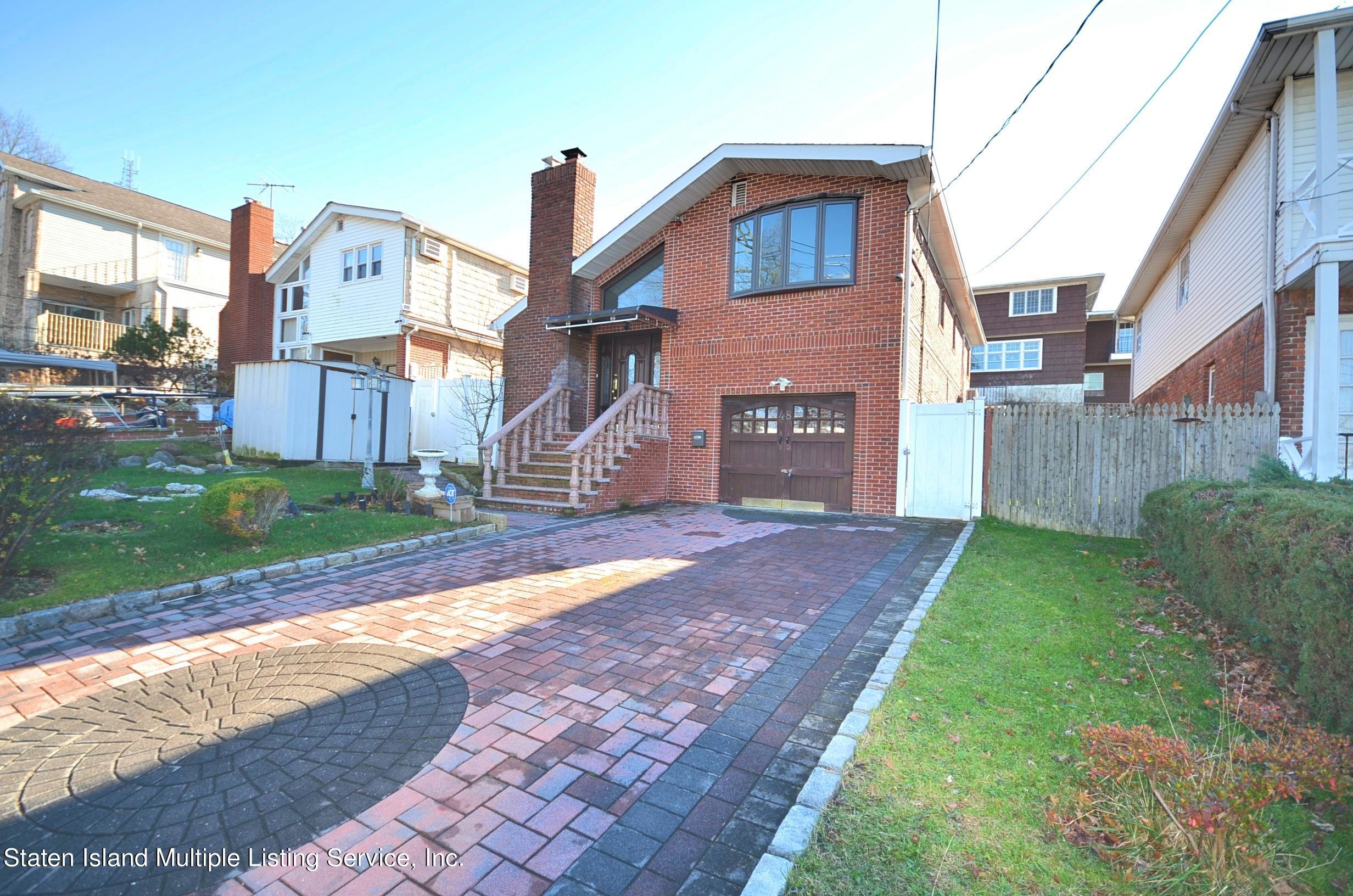 Single Family - Detached 48 Ocean Terrace  Staten Island, NY 10314, MLS-1142240-4