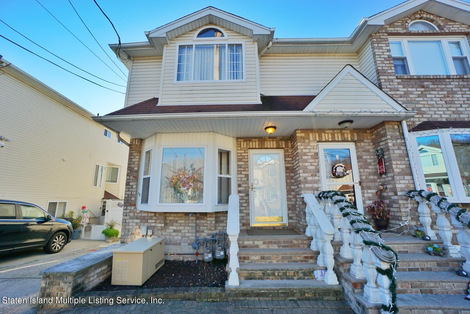 Two Family - Semi-Attached in Princes Bay - 73 Seguine Loop  Staten Island, NY 10309