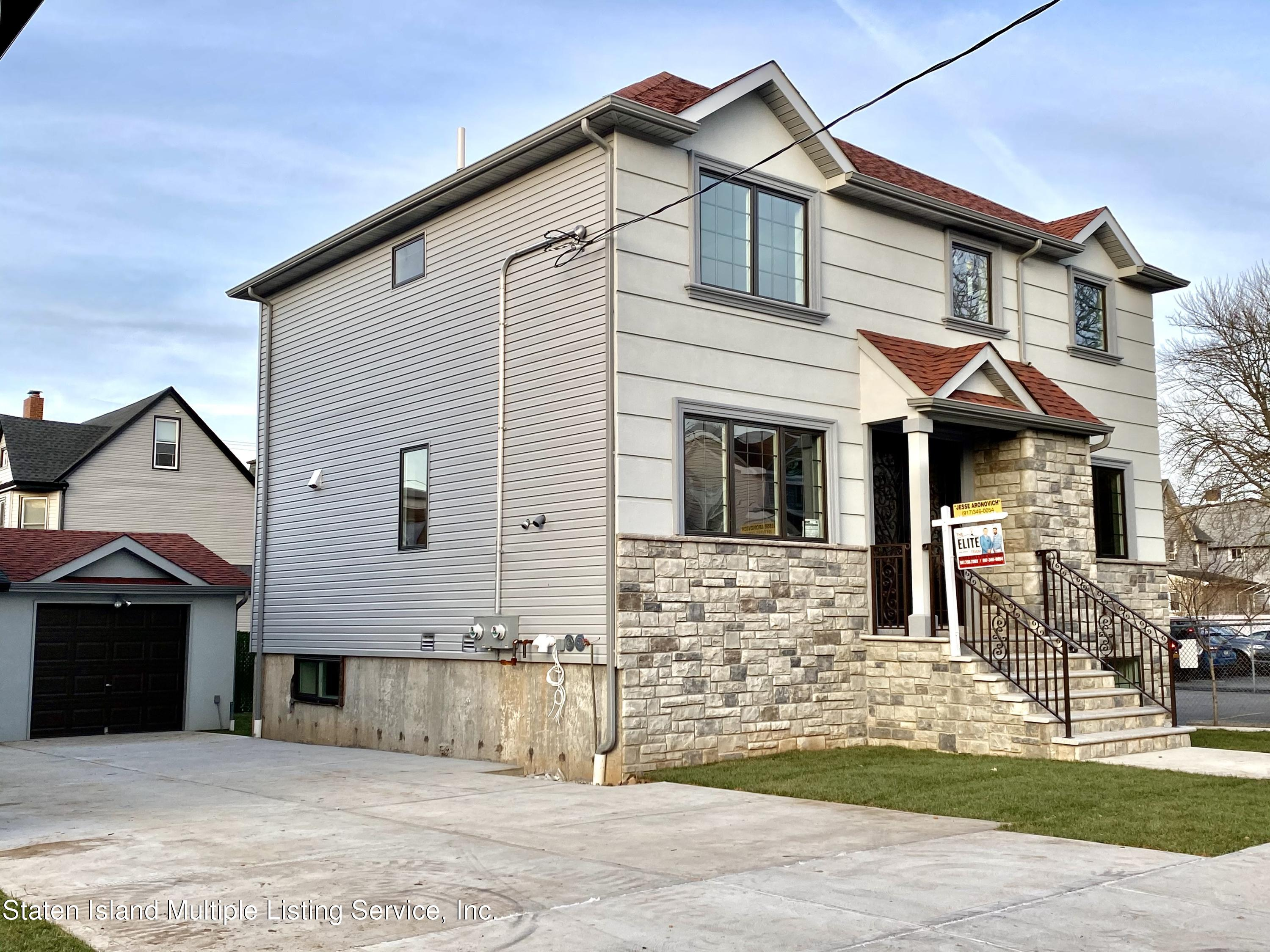 Two Family - Detached 35 Pleasant Street  Staten Island, NY 10308, MLS-1142709-3