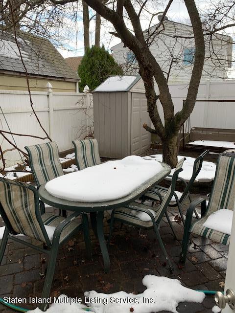 Single Family - Detached 58 Darcey Avenue  Staten Island, NY 10314, MLS-1142862-18