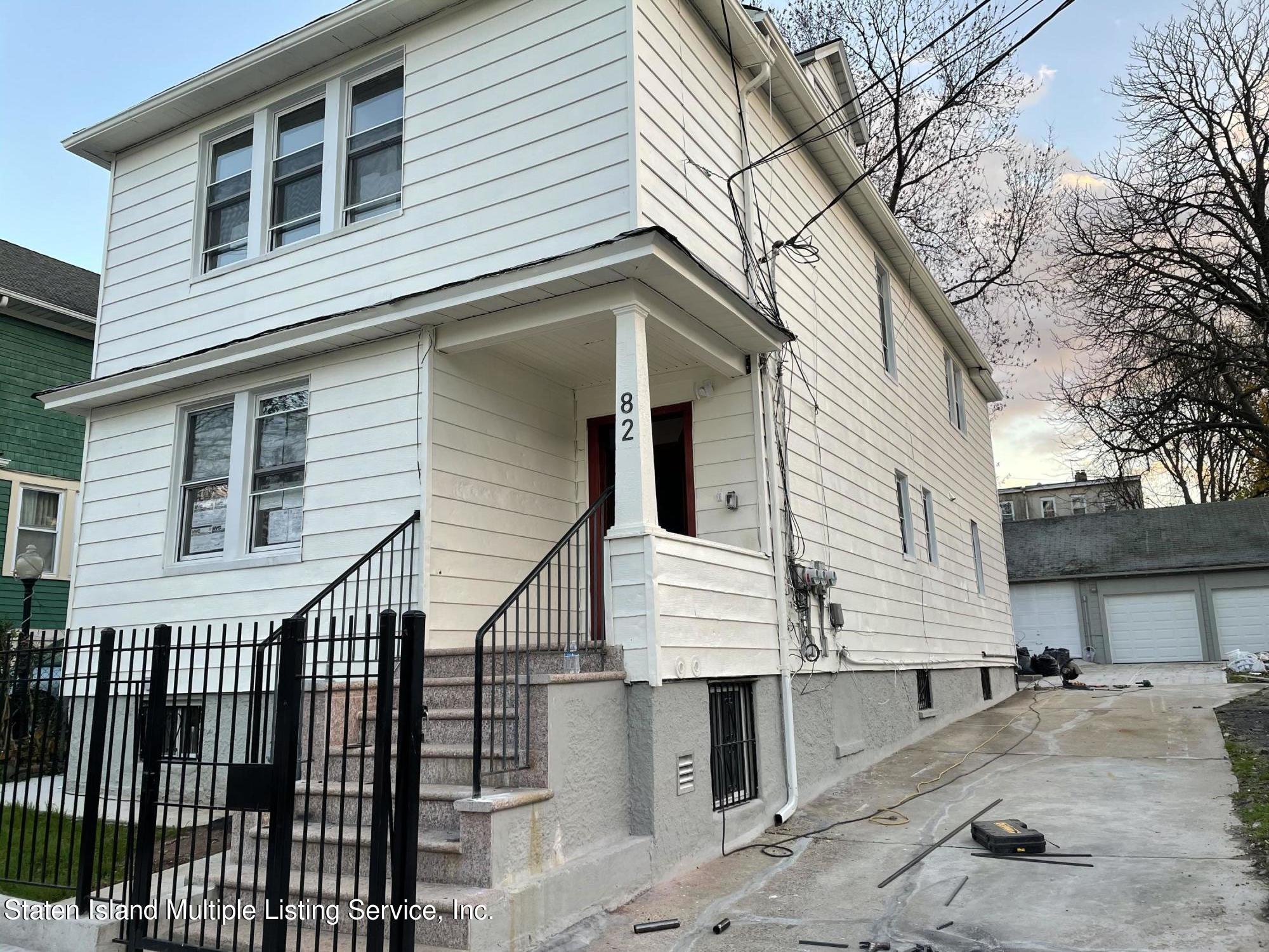 Two Family - Detached in Clifton - 82 Laurel Avenue  Staten Island, NY 10304