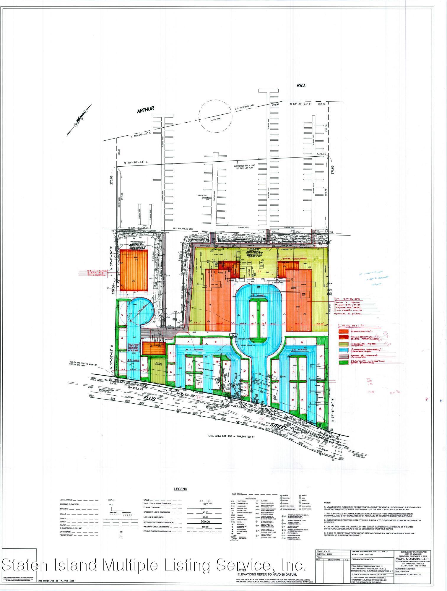 Land/Lots 225 Ellis Street  Staten Island, NY 10307, MLS-1141927-6