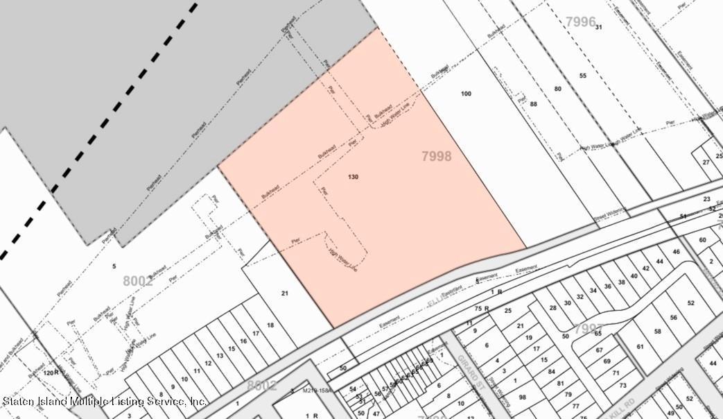 Land/Lots 225 Ellis Street  Staten Island, NY 10307, MLS-1141927-8