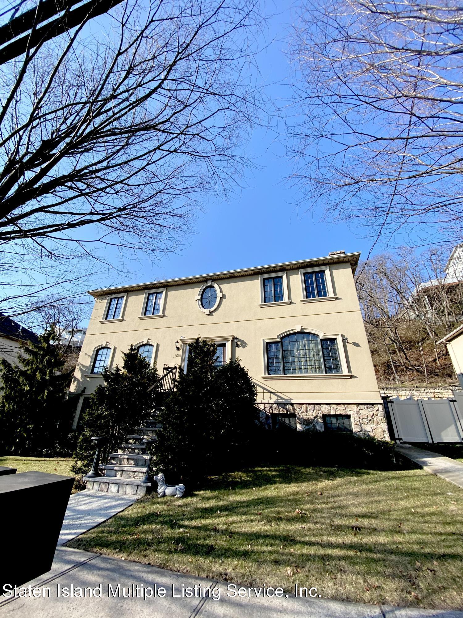 Two Family - Detached 1829 Richmond Road  Staten Island, NY 10306, MLS-1143135-5