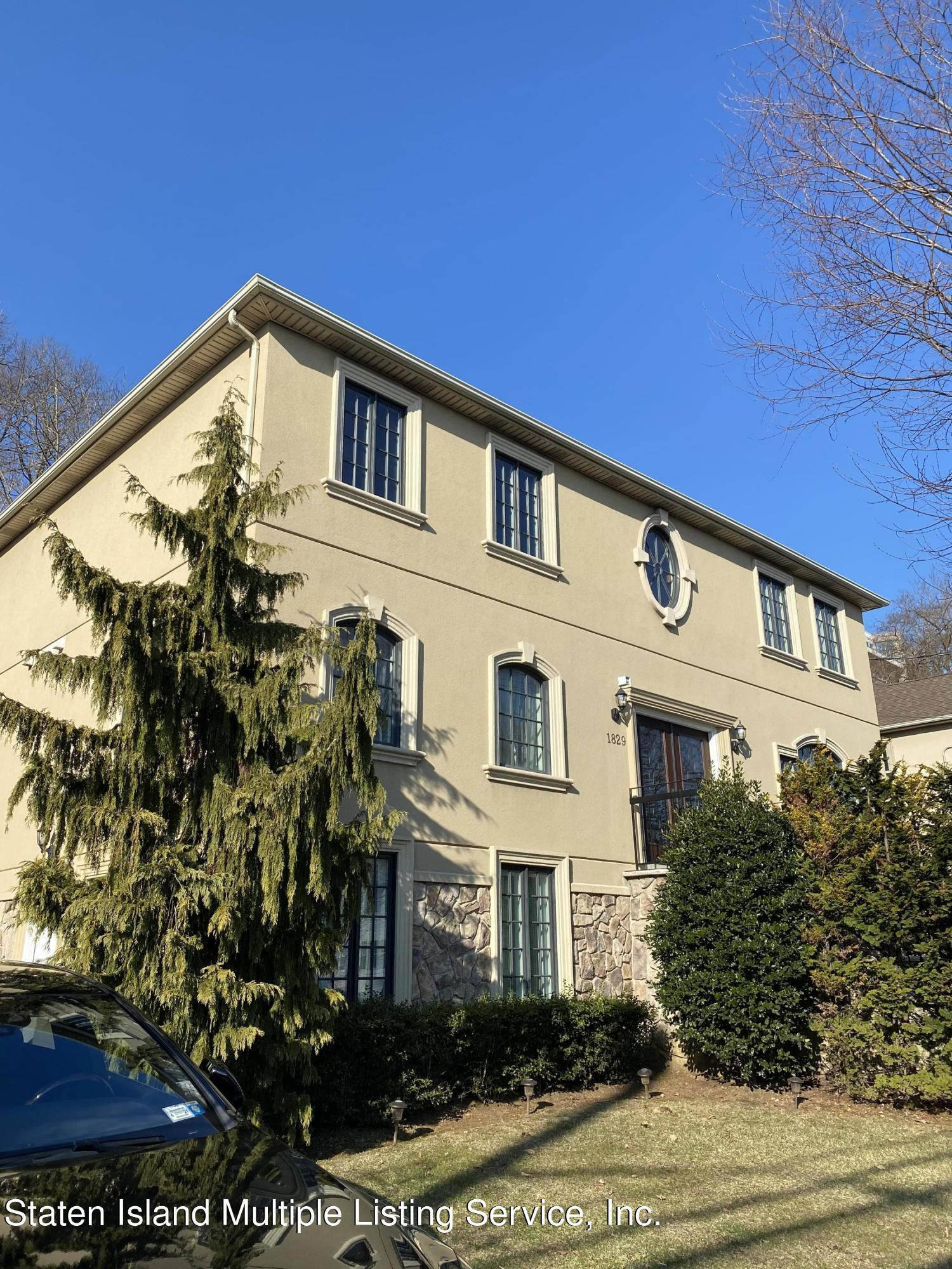 Two Family - Detached 1829 Richmond Road  Staten Island, NY 10306, MLS-1143135-2