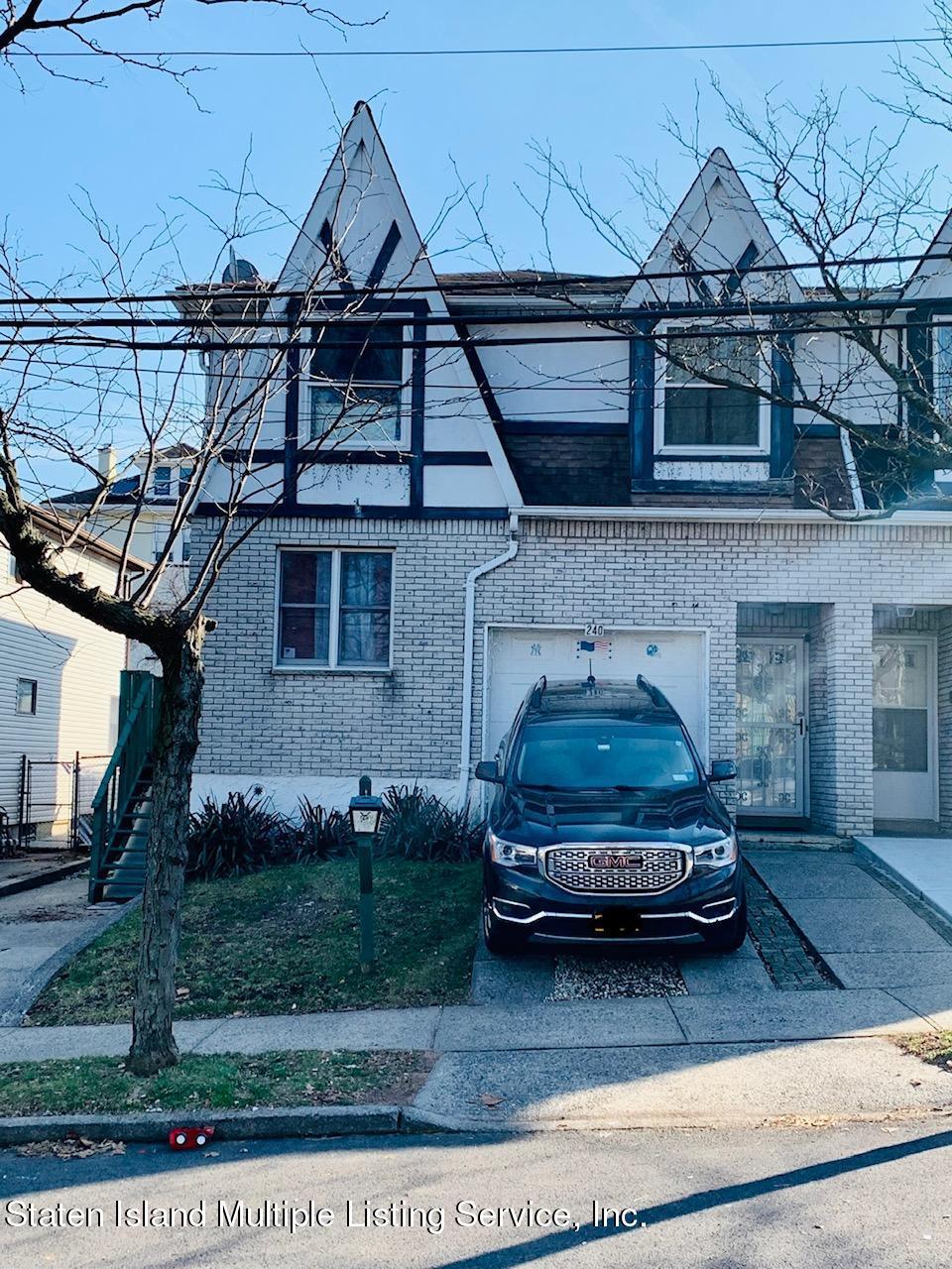 Two Family - Semi-Attached in Rosebank - 240 Virginia Avenue  Staten Island, NY 10305