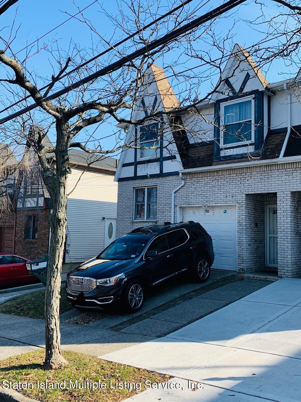 Two Family - Semi-Attached 240 Virginia Avenue  Staten Island, NY 10305, MLS-1143145-2