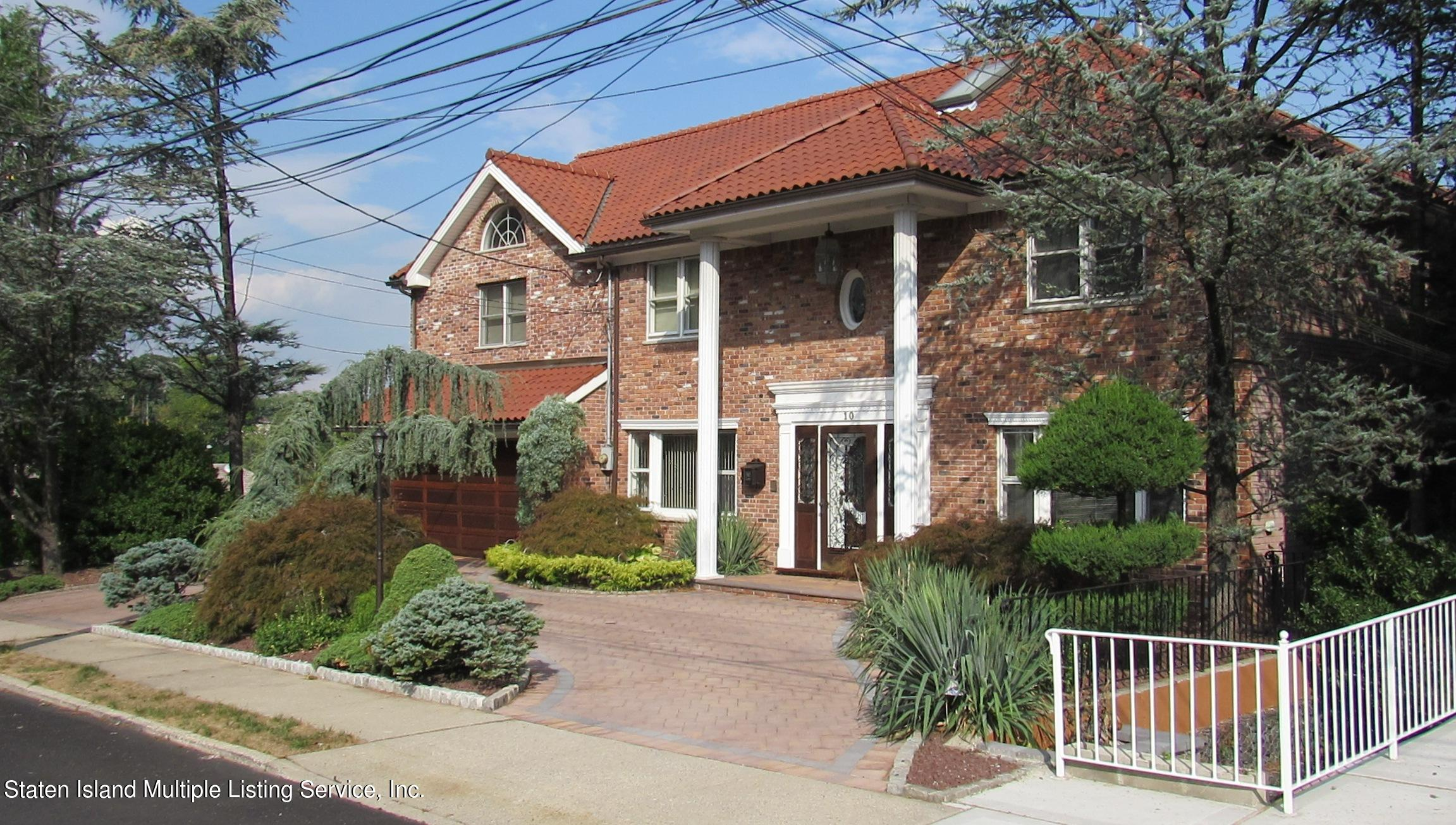 Single Family - Detached in Emerson Hill - 10 Wilson Terrace  Staten Island, NY 10304