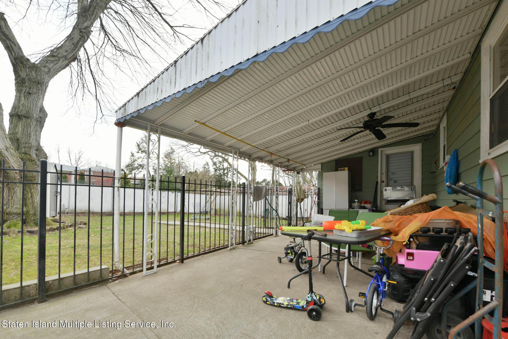 Single Family - Detached 110 Ravenhurst Avenue  Staten Island, NY 10310, MLS-1143189-15