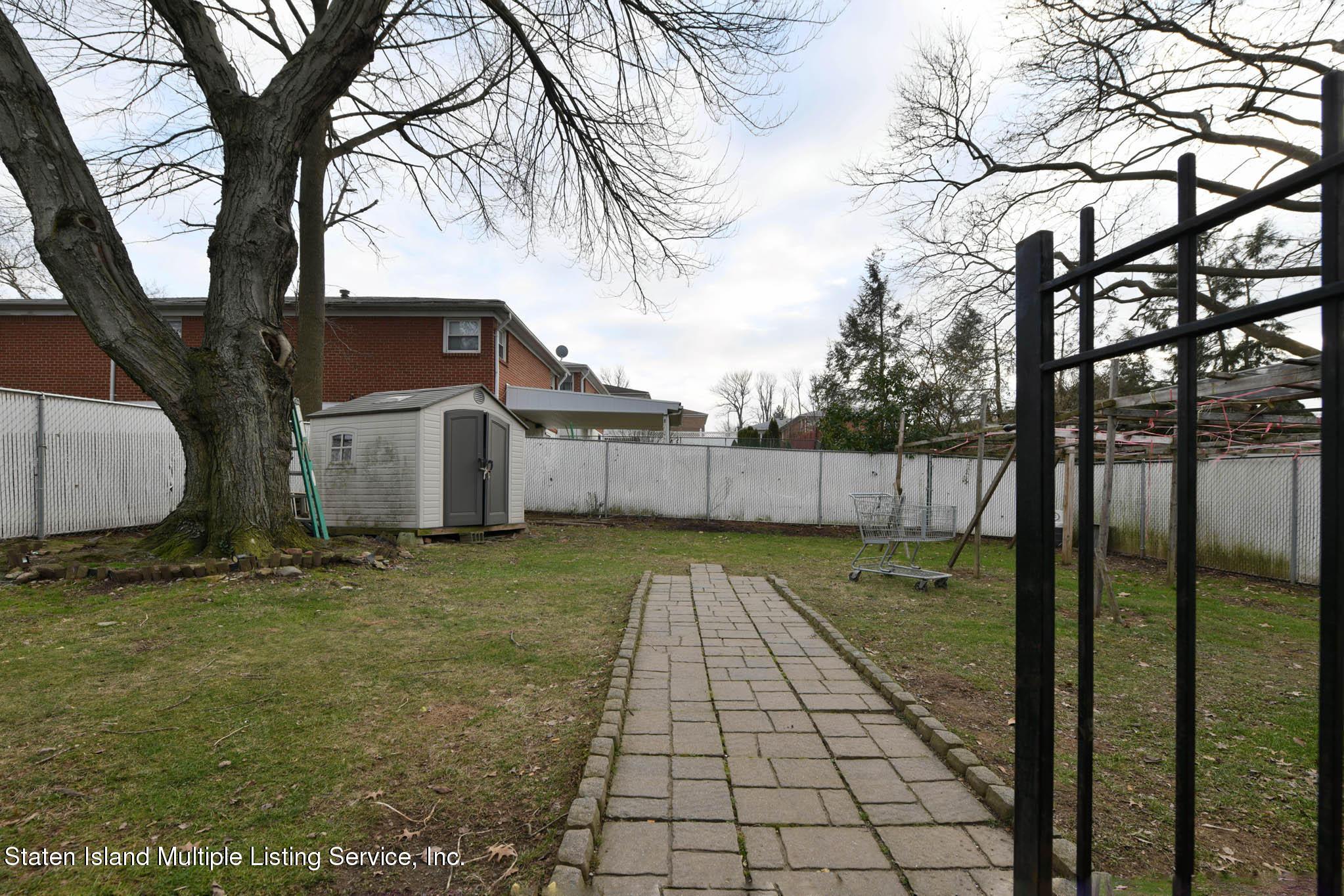 Single Family - Detached 110 Ravenhurst Avenue  Staten Island, NY 10310, MLS-1143189-16