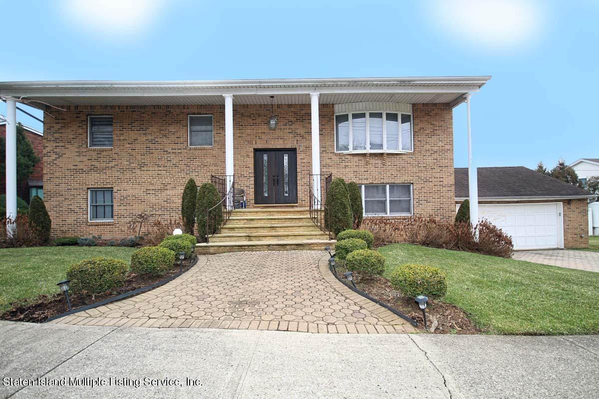 Single Family - Detached in S.E. Annadale - 38 Tyndale Street  Staten Island, NY 10312