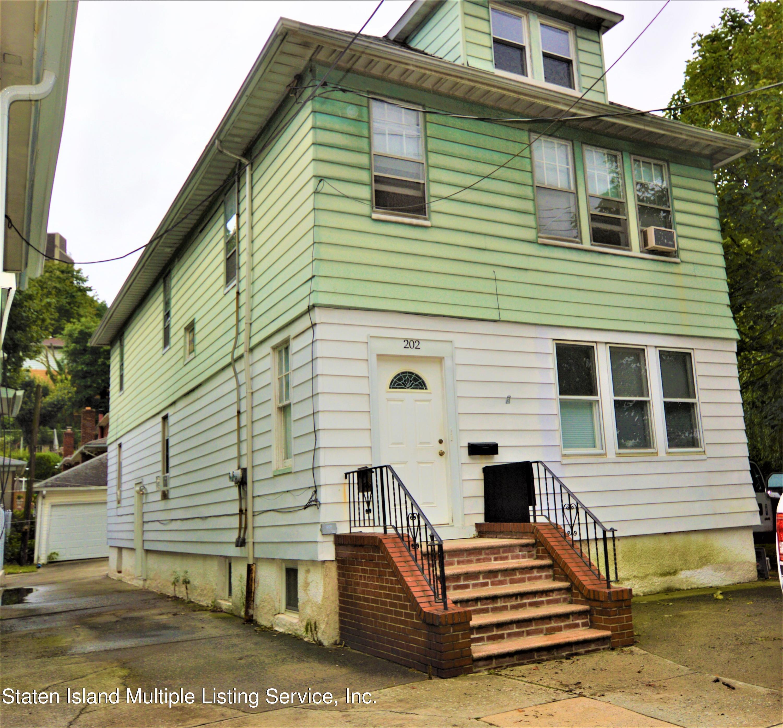 Two Family - Detached in New Brighton - 202 Brighton Avenue  Staten Island, NY 10301