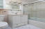 Bathroom with skylight
