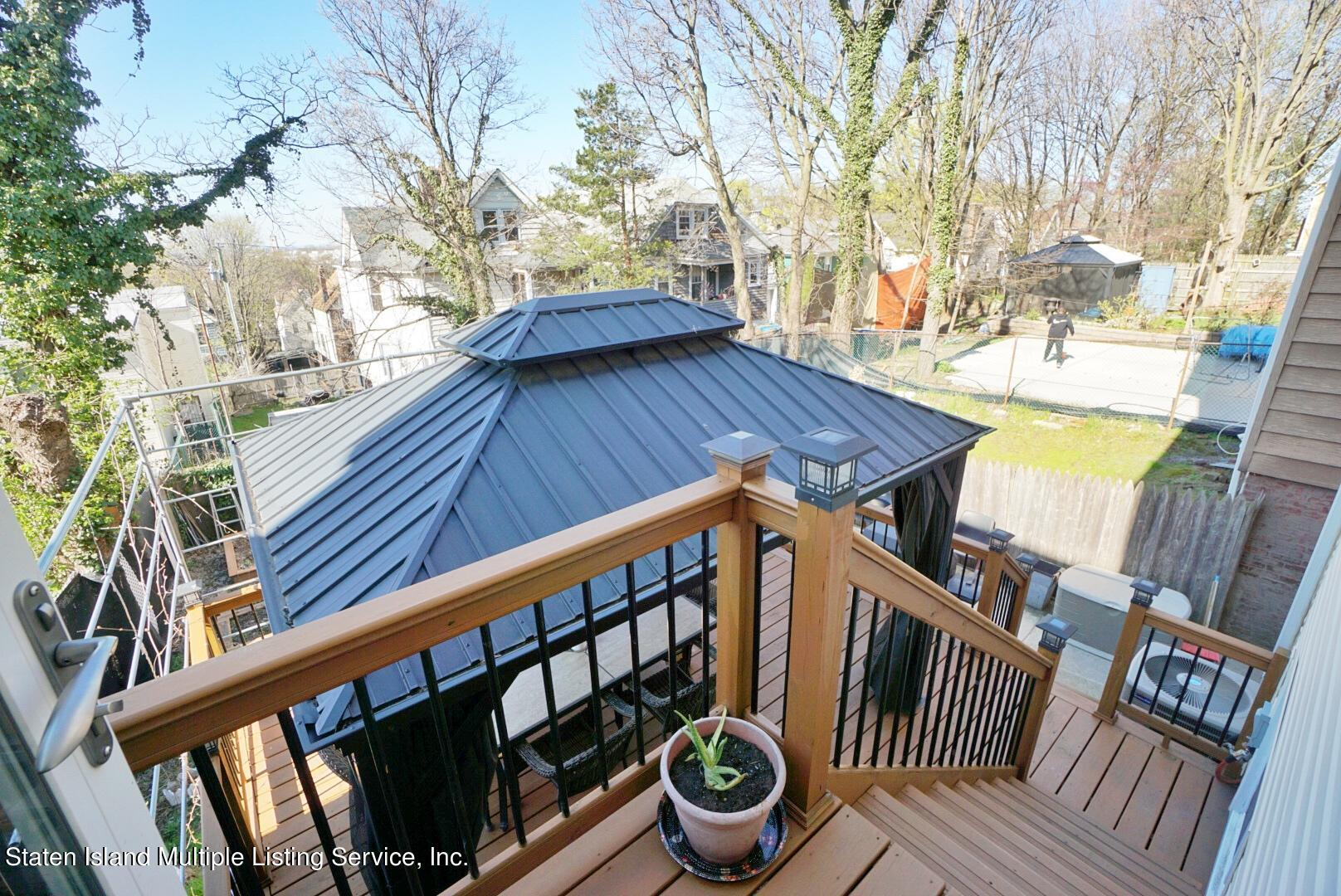 Single Family - Detached 171 Benziger Avenue  Staten Island, NY 10301, MLS-1145235-40
