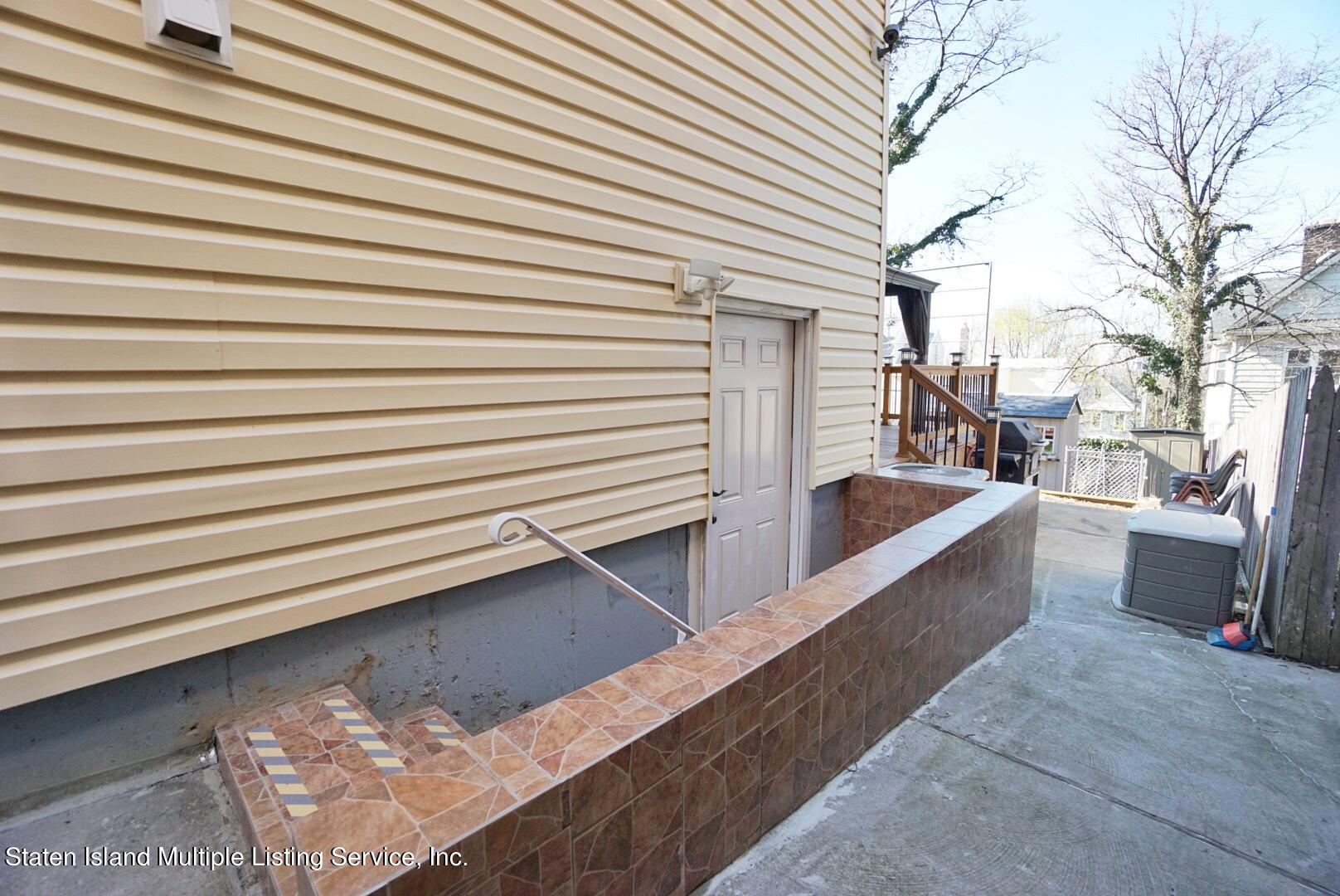 Single Family - Detached 171 Benziger Avenue  Staten Island, NY 10301, MLS-1145235-43