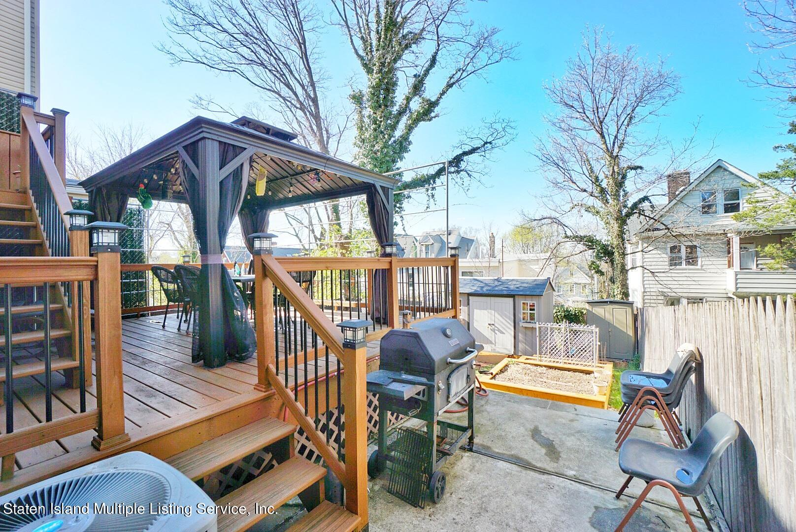 Single Family - Detached 171 Benziger Avenue  Staten Island, NY 10301, MLS-1145235-44