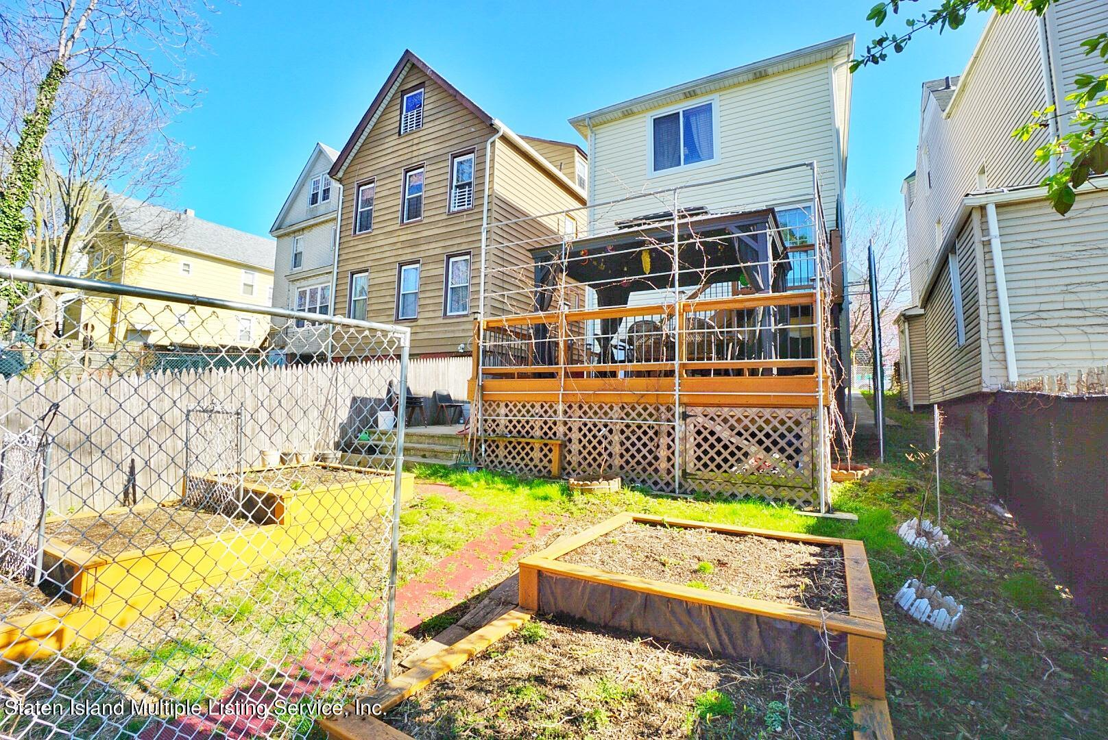 Single Family - Detached 171 Benziger Avenue  Staten Island, NY 10301, MLS-1145235-46