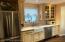 renovated kitchen with viking stove,bosch dishwasher,samsung fridge