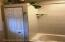 second floor fully renovated shared bath