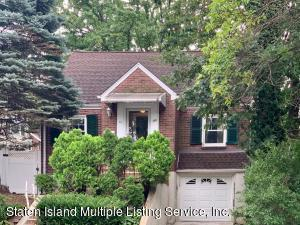 All Brick Cape with 4 Bedrooms