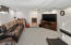 Full Finished Basement with Lots of storage, french drain, sump pump